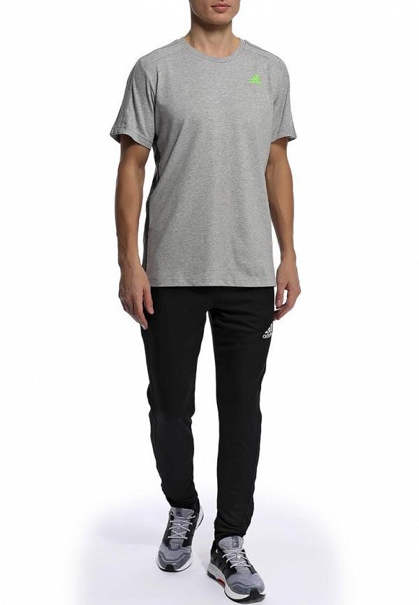 Спортивная футболка Adidas Performance (Адидас Перфоманс) M67357: изображение 5