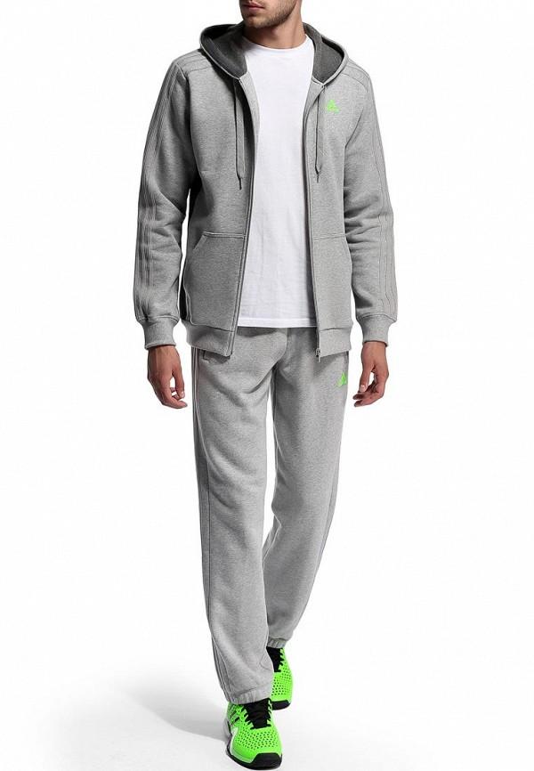 Мужские спортивные брюки Adidas Performance (Адидас Перфоманс) M67361: изображение 5