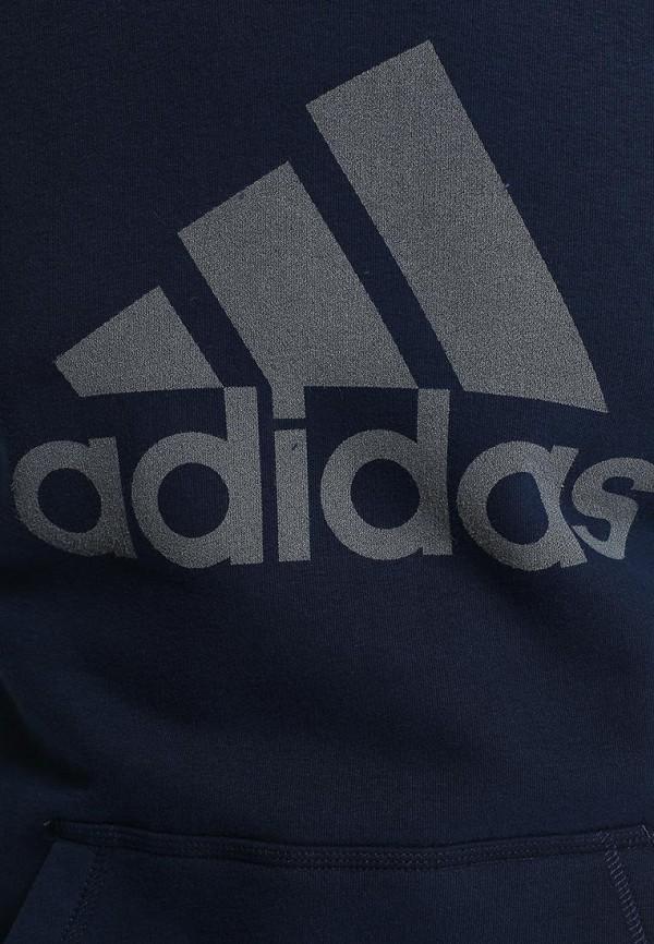 Мужские худи Adidas Performance (Адидас Перфоманс) M67427: изображение 4