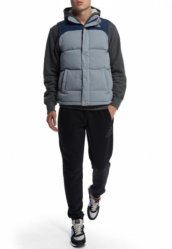 Мужские спортивные брюки Adidas Performance (Адидас Перфоманс) M67435: изображение 5