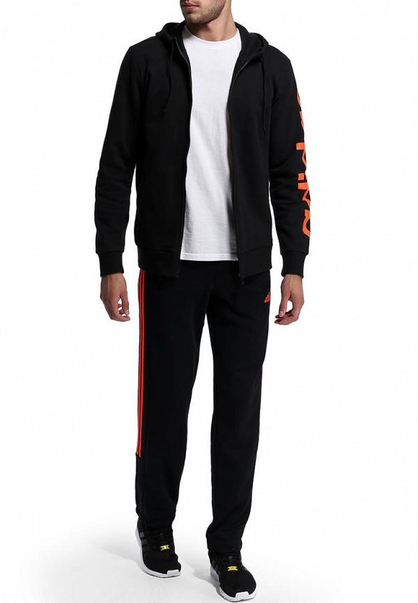 Мужские спортивные брюки Adidas Performance (Адидас Перфоманс) M67459: изображение 5