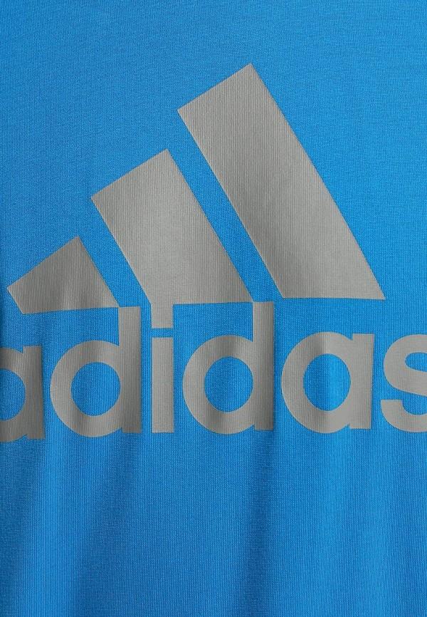 Спортивная футболка Adidas Performance (Адидас Перфоманс) M67502: изображение 3