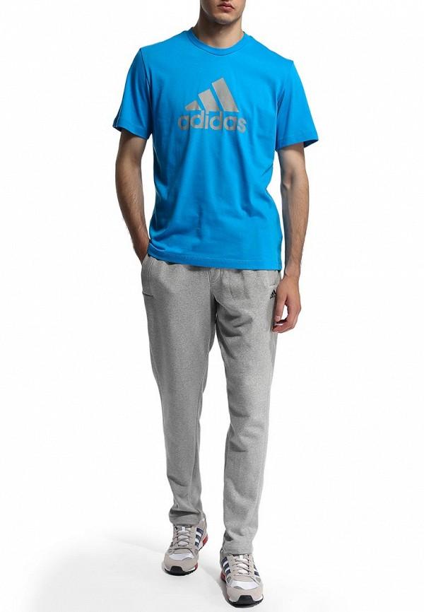 Спортивная футболка Adidas Performance (Адидас Перфоманс) M67502: изображение 5