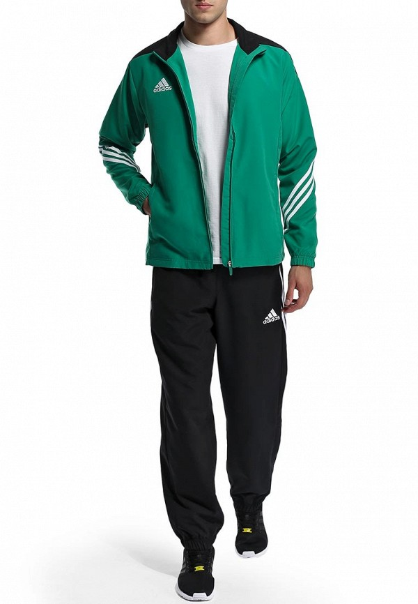 Спортивный костюм Adidas Performance (Адидас Перфоманс) F49677: изображение 3