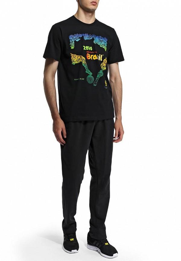 Мужские спортивные брюки Adidas Performance (Адидас Перфоманс) M67909: изображение 6