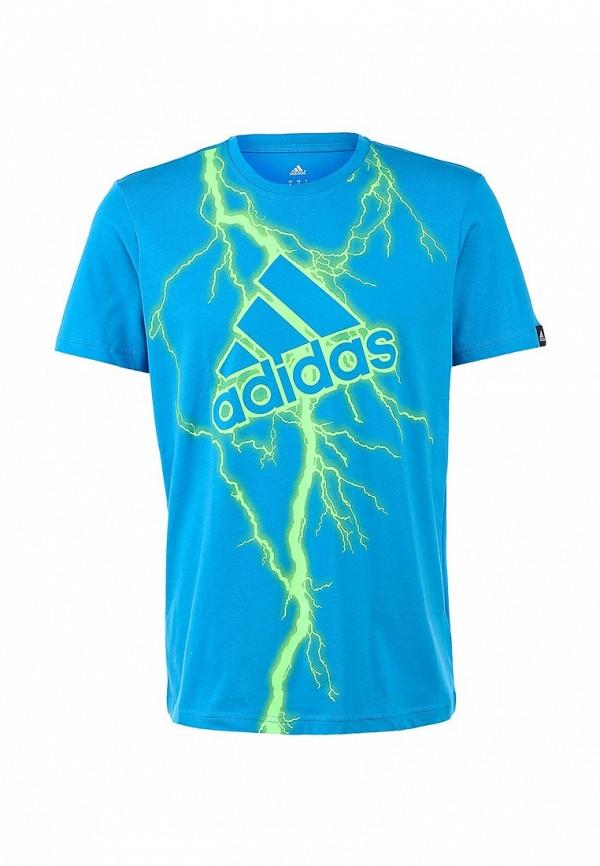 Спортивная футболка Adidas Performance (Адидас Перфоманс) M68926: изображение 1