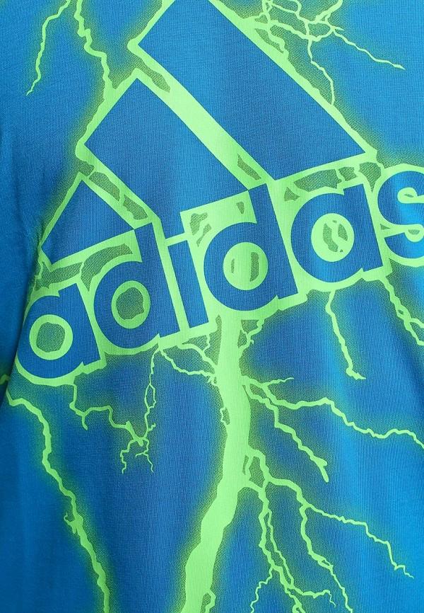 Спортивная футболка Adidas Performance (Адидас Перфоманс) M68926: изображение 3