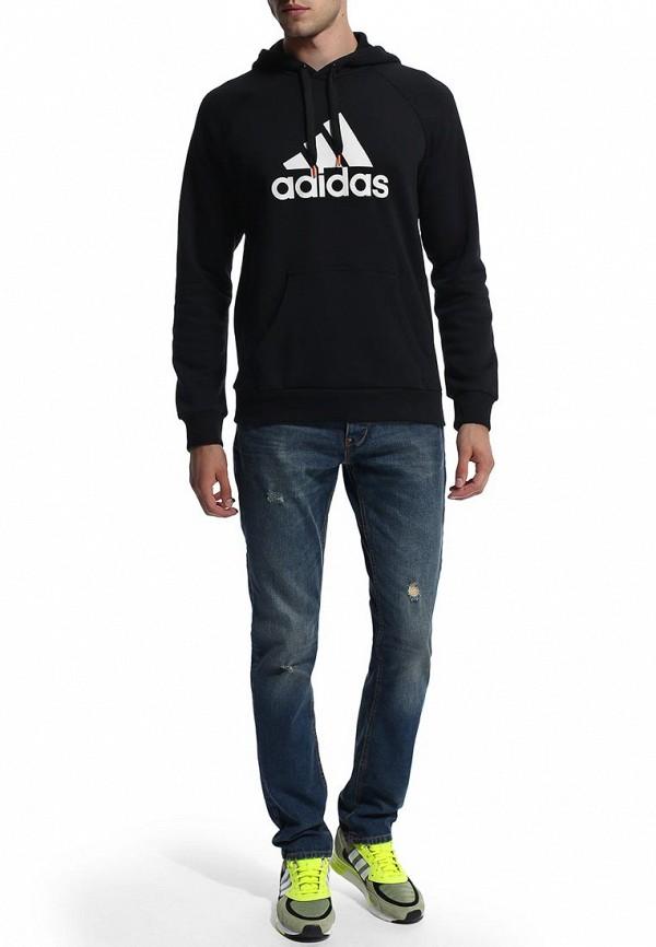 Мужские худи Adidas Performance (Адидас Перфоманс) X19083: изображение 5