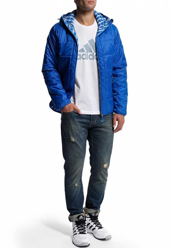Куртка Adidas Performance (Адидас Перфоманс) F90365: изображение 10
