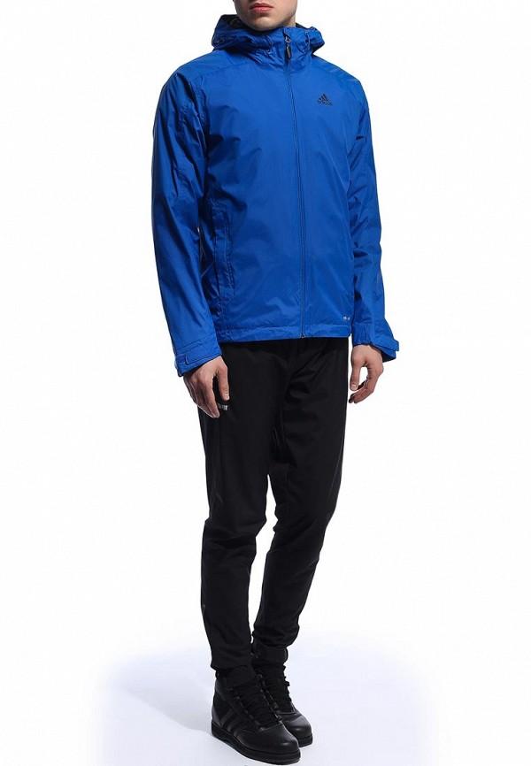 Куртка Adidas Performance (Адидас Перфоманс) F95318: изображение 4