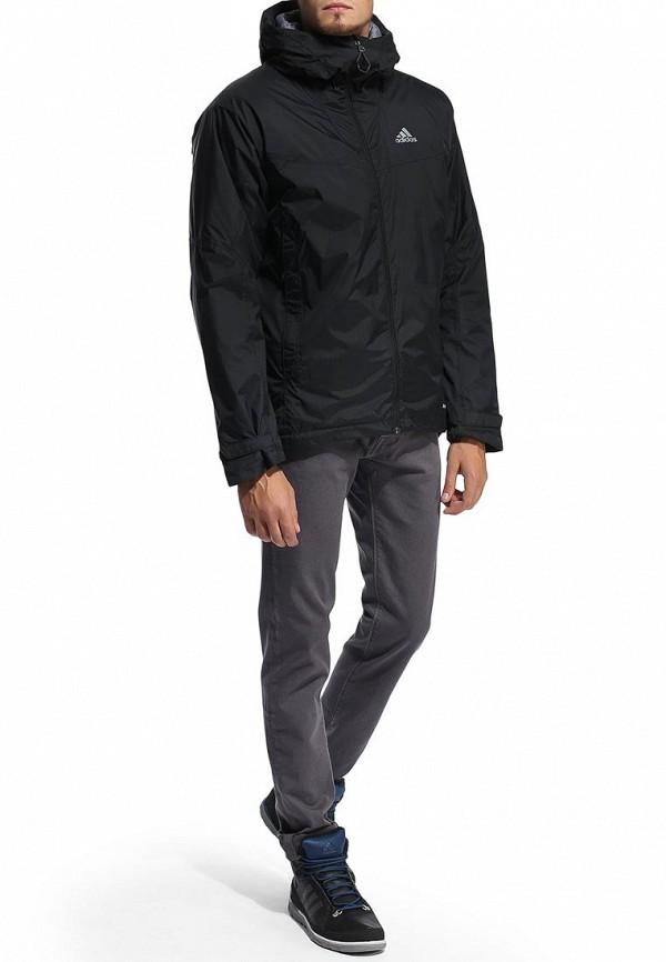Куртка Adidas Performance (Адидас Перфоманс) F95347: изображение 4