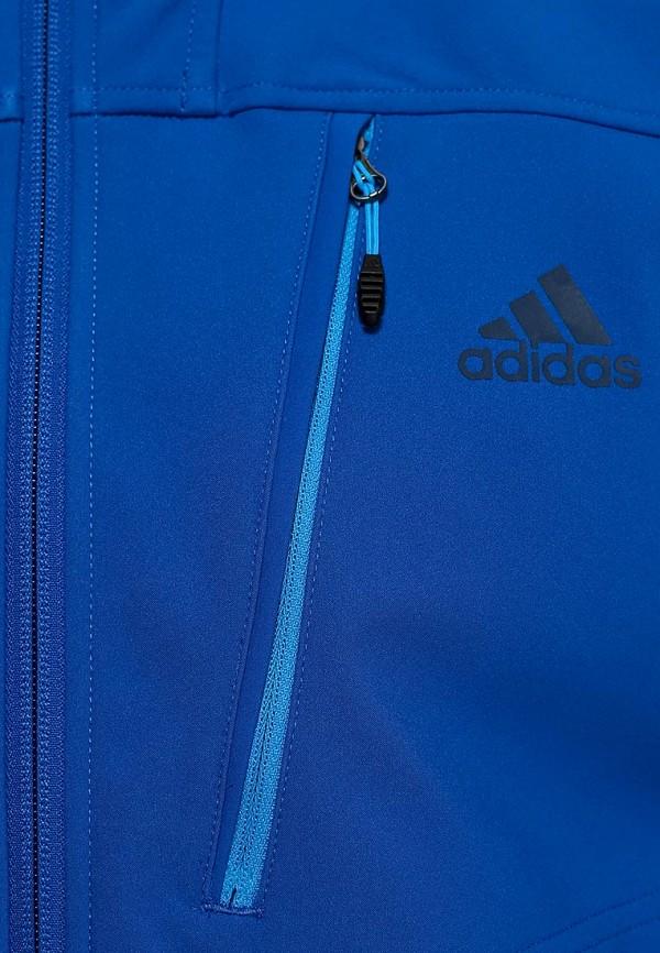 Куртка Adidas Performance (Адидас Перфоманс) F95353: изображение 3