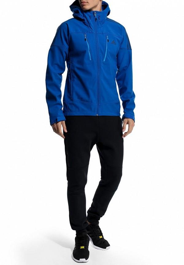 Куртка Adidas Performance (Адидас Перфоманс) F95353: изображение 4