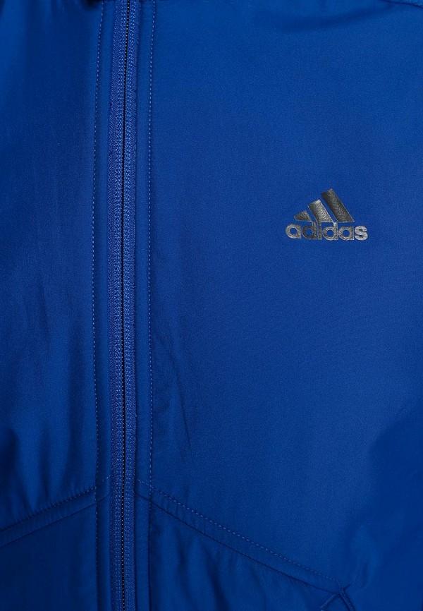 Флисовая толстовка Adidas Performance (Адидас Перфоманс) F95743: изображение 3
