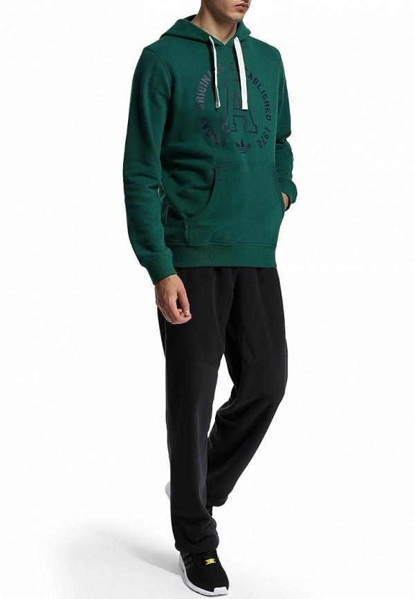 Мужские спортивные брюки Adidas Performance (Адидас Перфоманс) W38630: изображение 5
