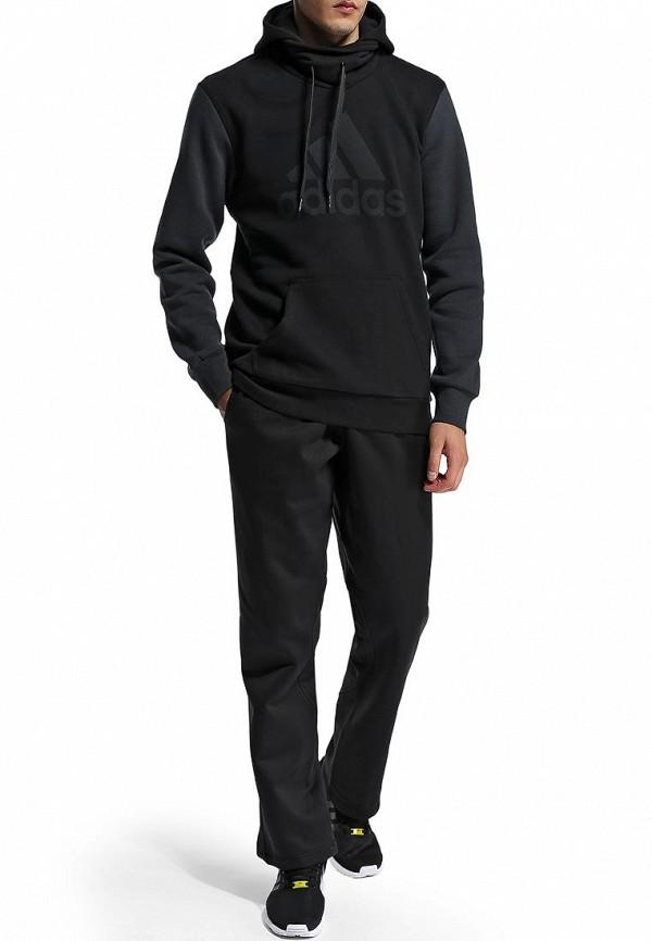 Мужские спортивные брюки Adidas Performance (Адидас Перфоманс) W48605: изображение 6