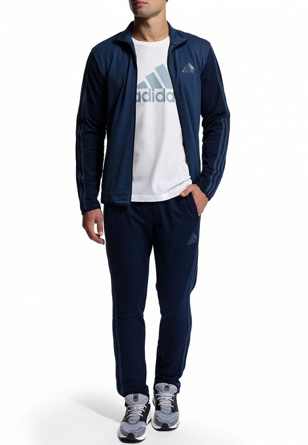 Спортивный костюм Adidas Performance (Адидас Перфоманс) M68031: изображение 3