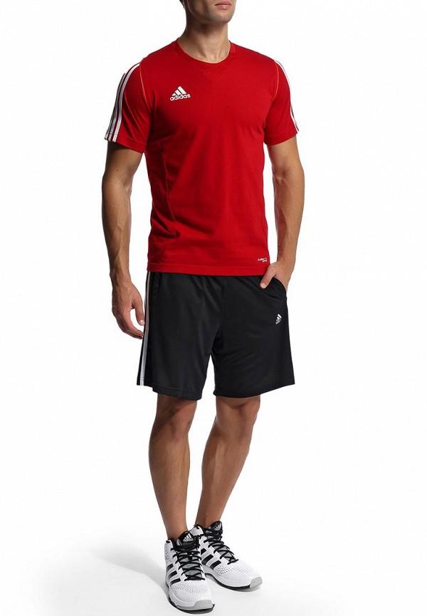 Спортивная футболка Adidas Performance (Адидас Перфоманс) X12936: изображение 5