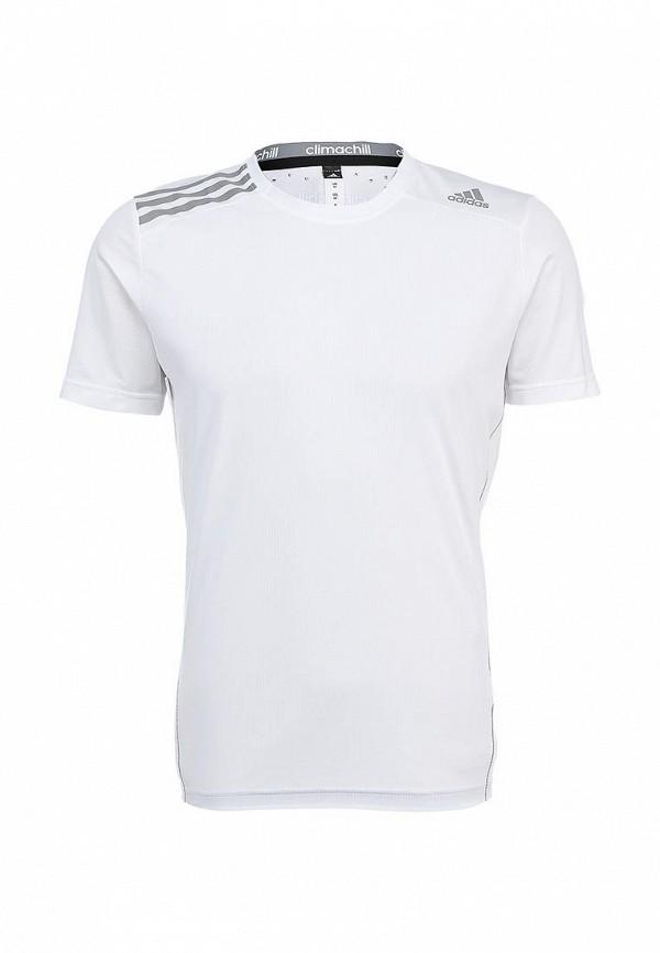 Спортивная футболка Adidas Performance (Адидас Перфоманс) D85670: изображение 1