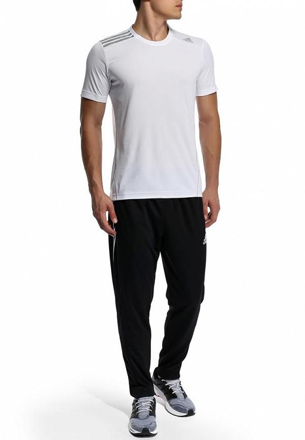 Спортивная футболка Adidas Performance (Адидас Перфоманс) D85670: изображение 6