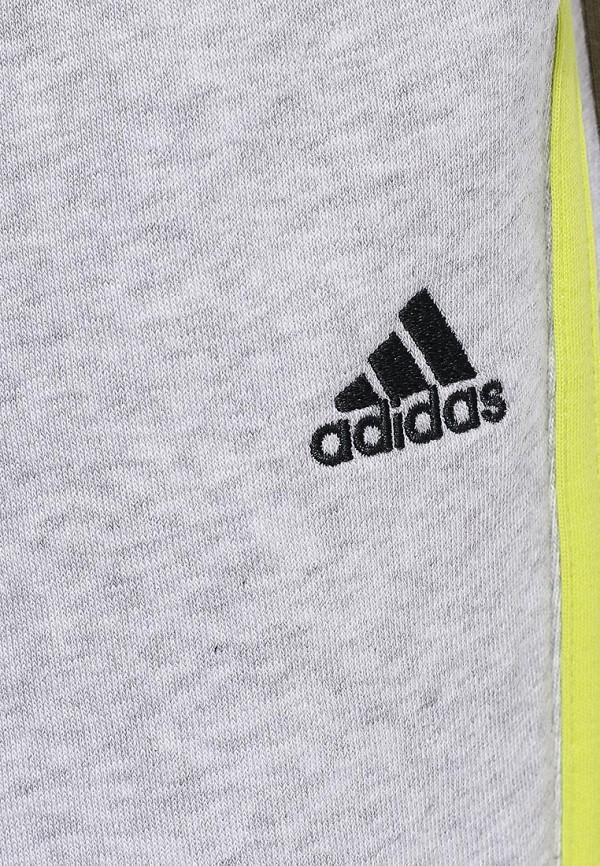 Мужские спортивные брюки Adidas Performance (Адидас Перфоманс) F48369: изображение 4