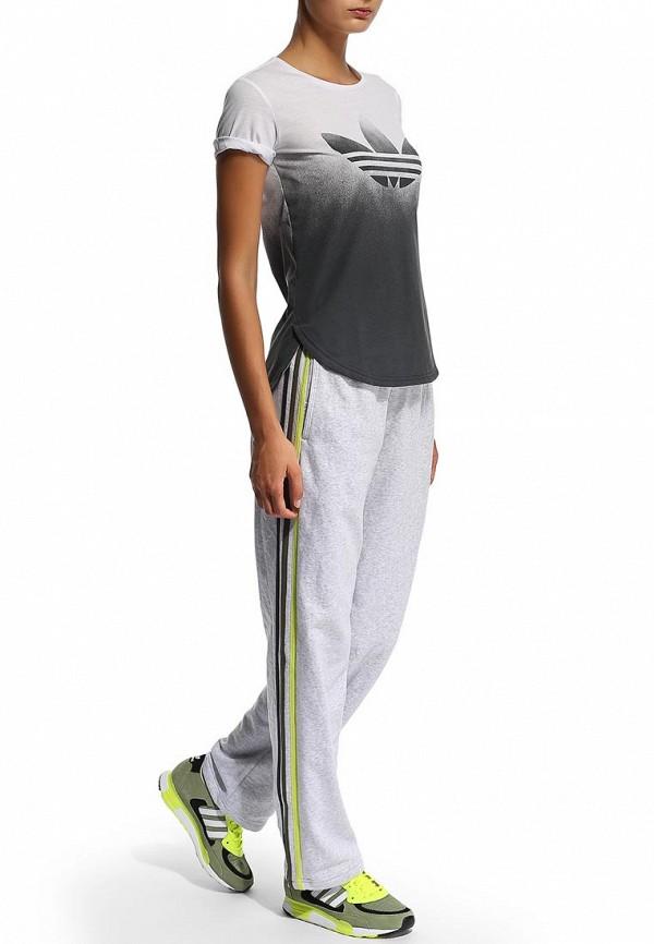 Мужские спортивные брюки Adidas Performance (Адидас Перфоманс) F48369: изображение 6
