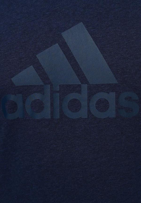 Спортивная футболка Adidas Performance (Адидас Перфоманс) M67501: изображение 3