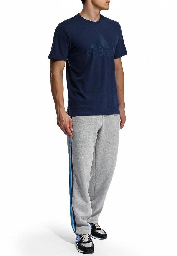 Спортивная футболка Adidas Performance (Адидас Перфоманс) M67501: изображение 5