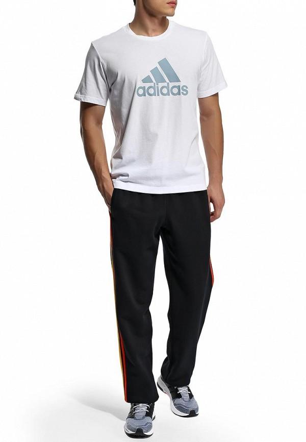 Мужские спортивные брюки Adidas Performance (Адидас Перфоманс) M67794: изображение 5