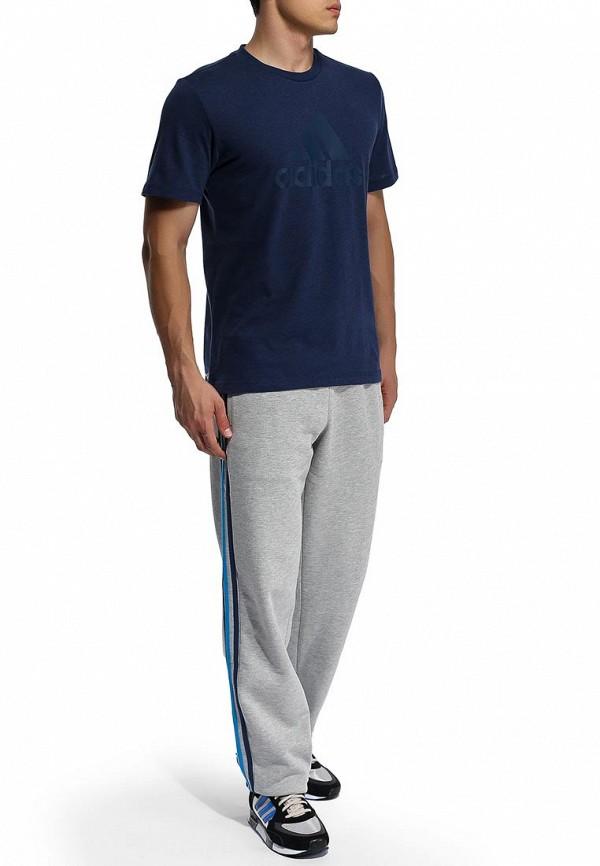 Мужские спортивные брюки Adidas Performance (Адидас Перфоманс) M67796: изображение 5