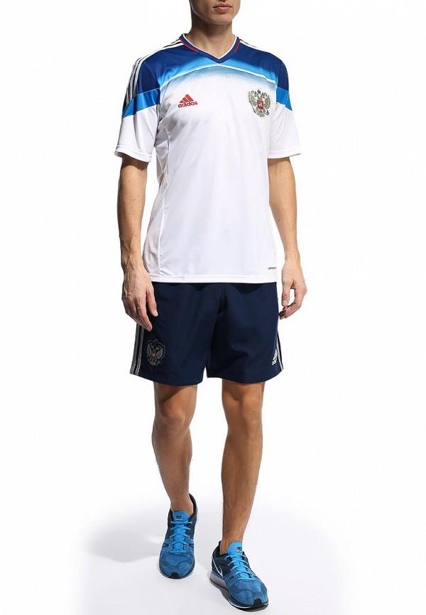 Спортивная футболка Adidas Performance (Адидас Перфоманс) D85591: изображение 4