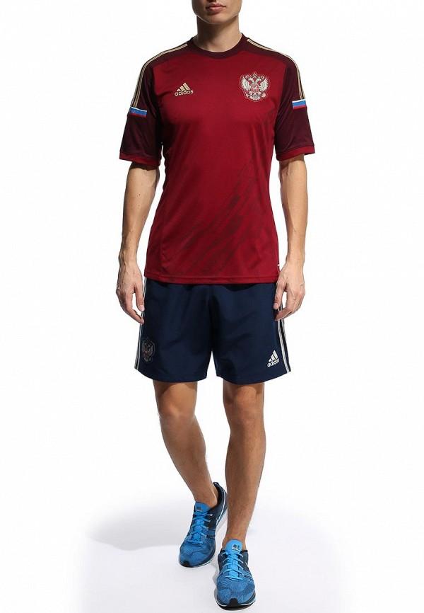 Спортивная футболка Adidas Performance (Адидас Перфоманс) D86098: изображение 4