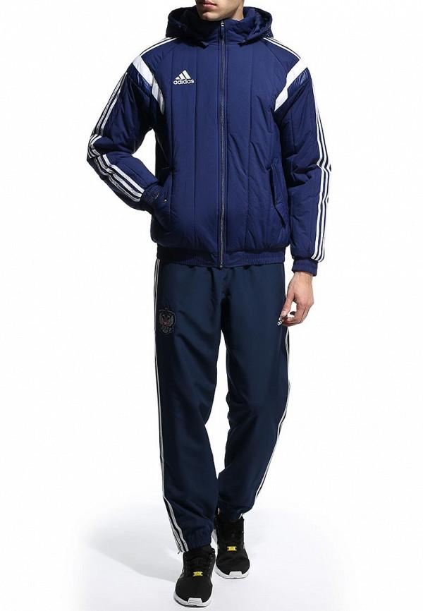Куртка Adidas Performance (Адидас Перфоманс) F91482: изображение 4
