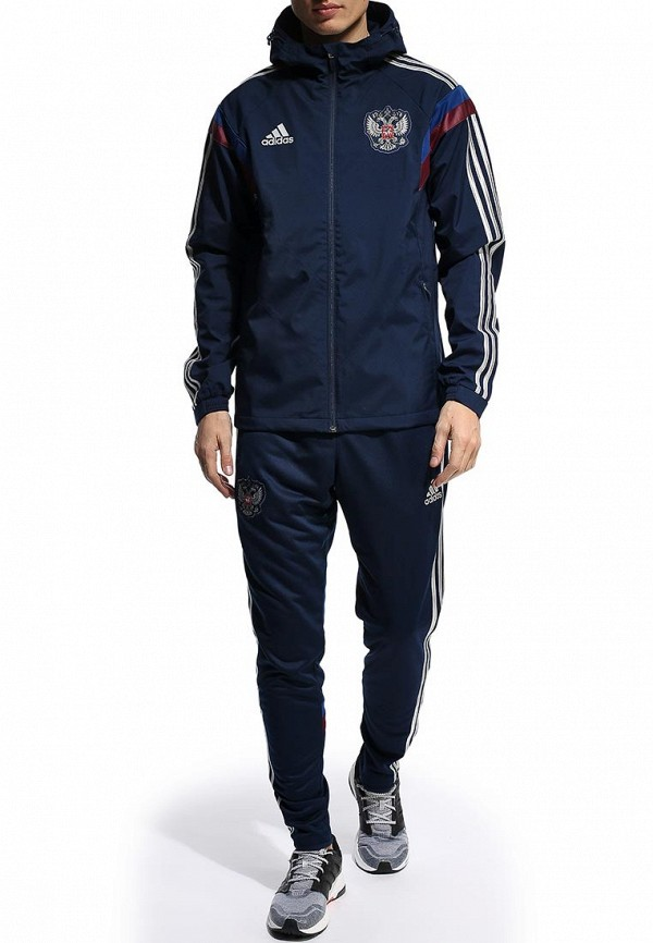 Мужские спортивные брюки Adidas Performance (Адидас Перфоманс) G89078: изображение 4