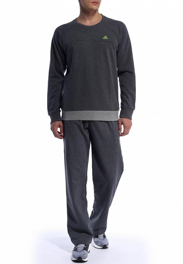 Мужские спортивные брюки Adidas Performance (Адидас Перфоманс) M67727: изображение 4
