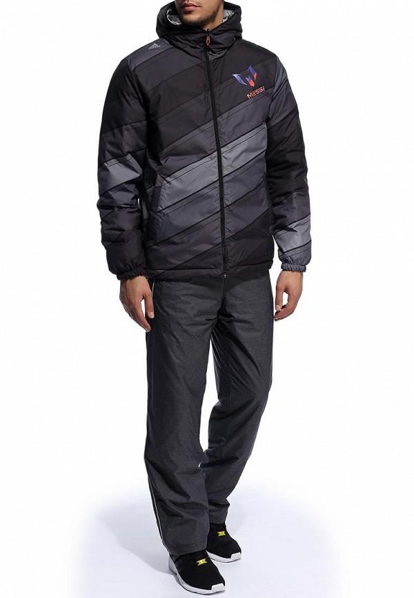 Мужские утепленные брюки Adidas Performance (Адидас Перфоманс) F84052: изображение 3