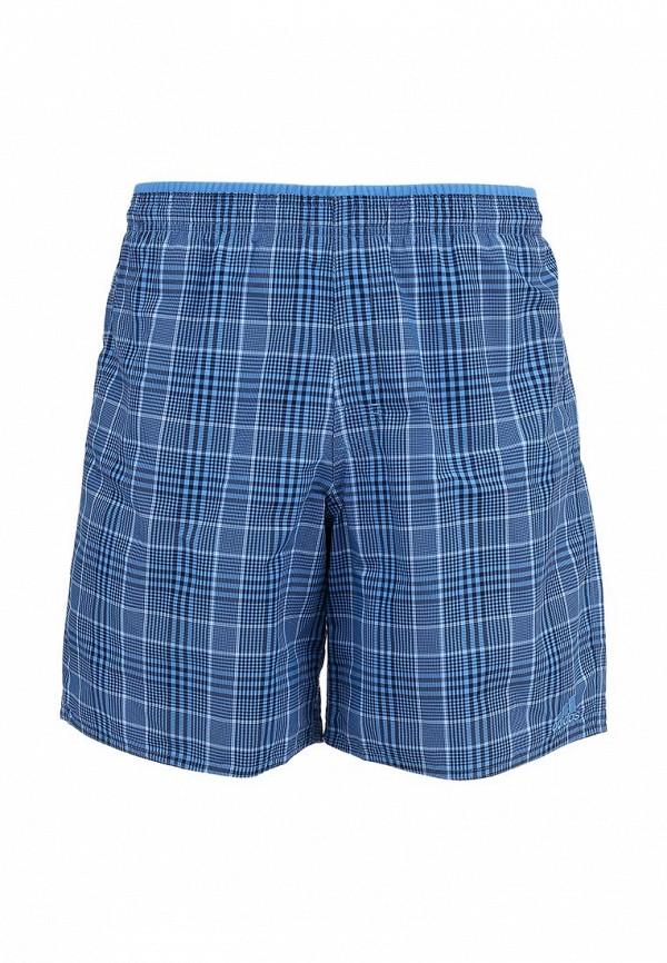 Мужские шорты для плавания Adidas Performance (Адидас Перфоманс) S17748: изображение 1