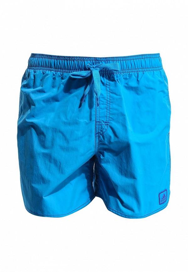Мужские шорты для плавания Adidas Performance (Адидас Перфоманс) S22264: изображение 1
