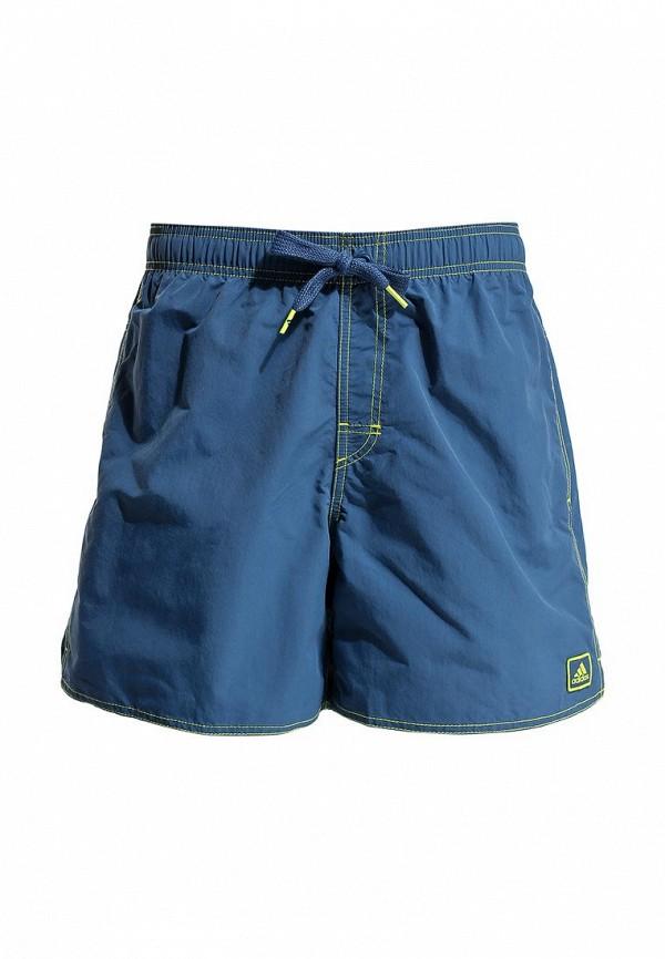 Мужские шорты для плавания Adidas Performance (Адидас Перфоманс) S22267: изображение 1