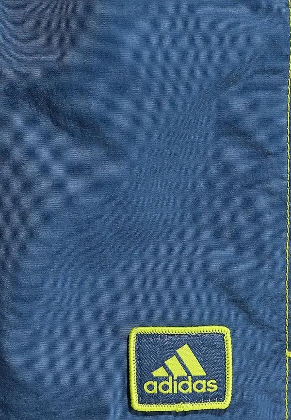 Мужские шорты для плавания Adidas Performance (Адидас Перфоманс) S22267: изображение 2