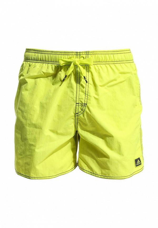 Мужские шорты для плавания Adidas Performance (Адидас Перфоманс) S22269: изображение 1