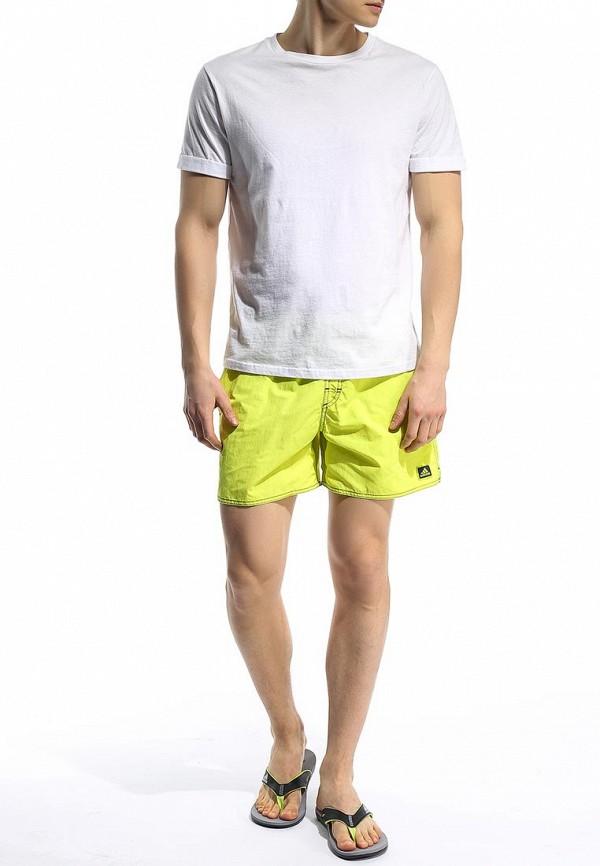 Мужские шорты для плавания Adidas Performance (Адидас Перфоманс) S22269: изображение 3