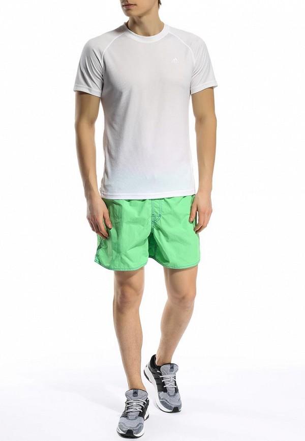 Мужские шорты для плавания Adidas Performance (Адидас Перфоманс) S22560: изображение 3