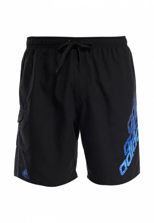 Мужские шорты для плавания Adidas Performance (Адидас Перфоманс) S22711: изображение 1