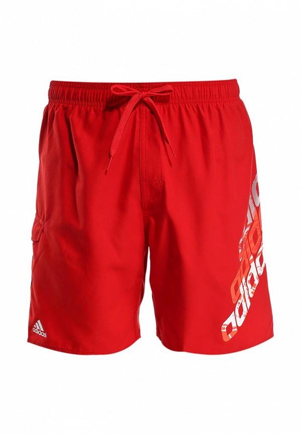 Мужские шорты для плавания Adidas Performance (Адидас Перфоманс) S22712: изображение 1