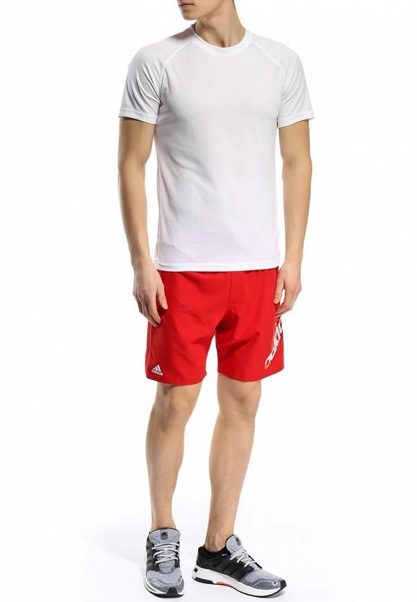 Мужские шорты для плавания Adidas Performance (Адидас Перфоманс) S22712: изображение 3