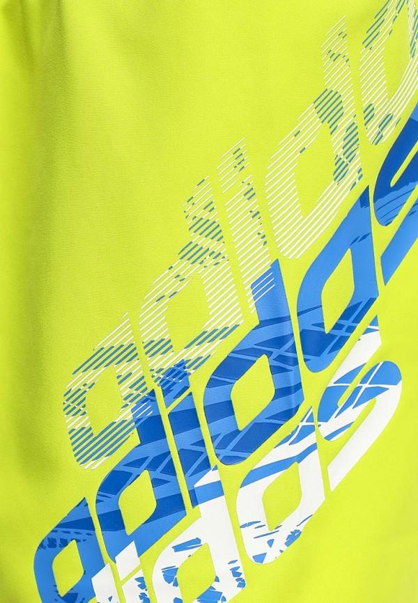 Мужские шорты для плавания Adidas Performance (Адидас Перфоманс) S22713: изображение 2