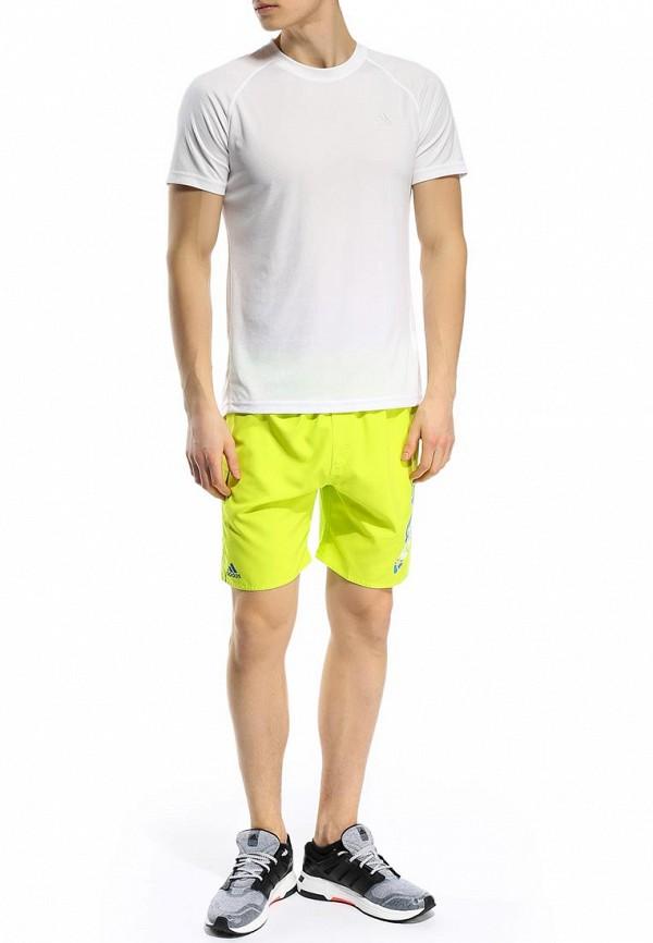 Мужские шорты для плавания Adidas Performance (Адидас Перфоманс) S22713: изображение 3