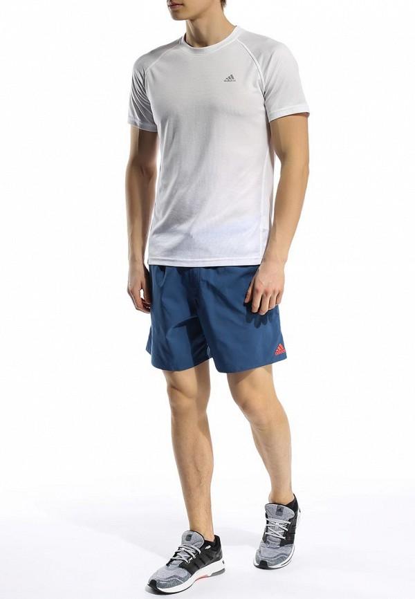 Мужские шорты для плавания Adidas Performance (Адидас Перфоманс) S22812: изображение 3