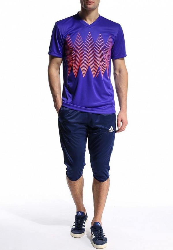 Мужские спортивные шорты Adidas Performance (Адидас Перфоманс) S30368: изображение 3